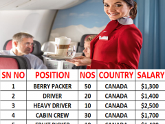 Fruit Picker or Driver Jobs in Canada