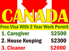 Housekeeping Jobs in Canada Apply Now