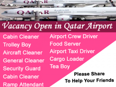 Airport Jobs in Qatar Apply Now