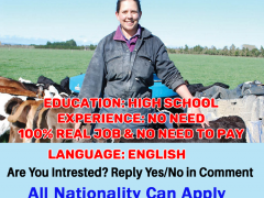 Herdsman or woman jobs in Canada