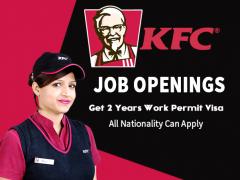 KFC Hiring New Members in Canada