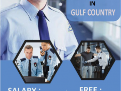 Security Guard Jobs in Gulf Country