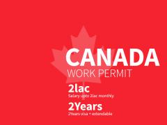 Canada Open Work Permit|2021|