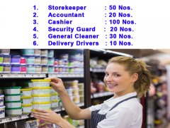 Supermarket Jobs in Canada for Foreigners |2021|