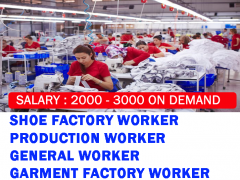 Factory Workers Job in Canada| Urgent 2021|