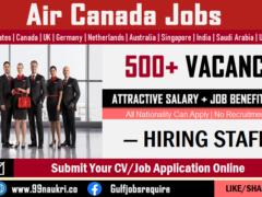Air Canada Jobs in Canada