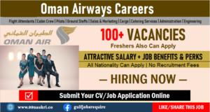 Oman Airways Careers