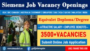 Siemens Careers