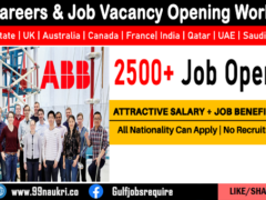 ABB Company Recruitment