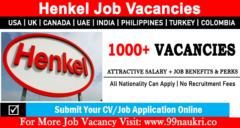 Henkel Vacancies