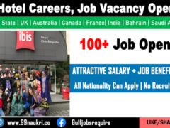 ibis Hotel job Vacancy