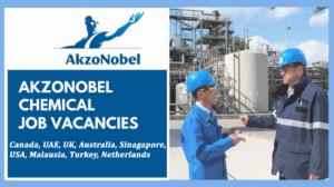 AkzoNobel jobs