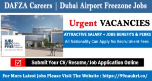 Dubai Airport Jobs in UAE