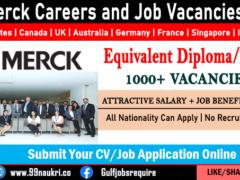Merck Job Openings