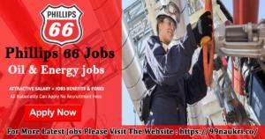 Phillips 66 Jobs