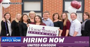 Home Instead Careers