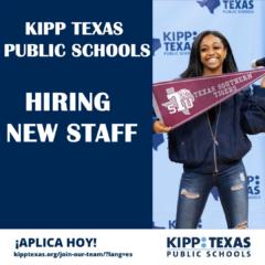 Kipp Texas Jobs