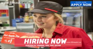 McDonalds Jobs   McDonalds Jobs in Australia
