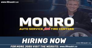 Monro Jobs