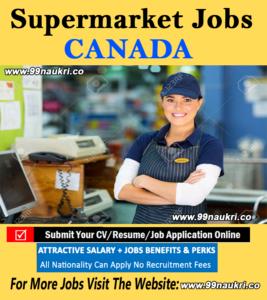 Supermarket Jobs Near Me