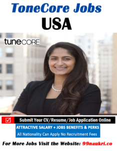 TuneCore Jobs