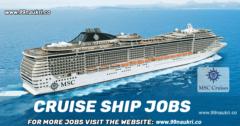 Cruise Ship Jobs