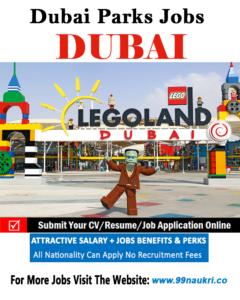 Dubai Parks Careers