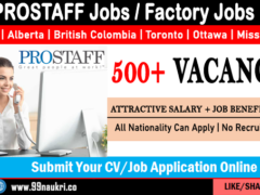 PROSTAFF Jobs