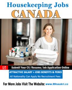 Housekeeping Attendant Jobs