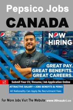 Pepsico Jobs